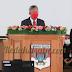 Bupati Franky Wongkar Sampaikan Pidato di Rapat Paripurna DPRD Minsel