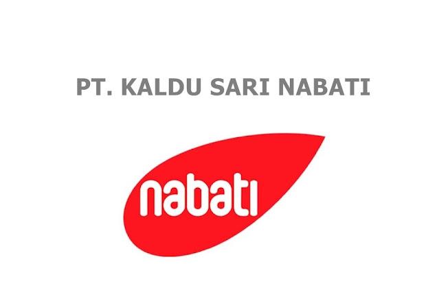 Lowongan Kerja PT Kaldu Sari Nabati Indonesia Tbk