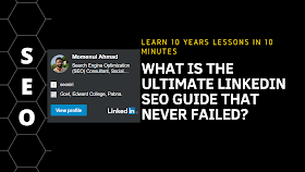 What is the ultimate LinkedIn SEO guide that never failed?