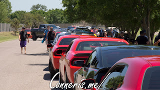 Cars at OJ Watson Park