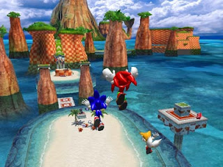 Free Download Sonic heroes Games PS2 For PC Full Version ZGASPC