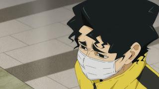 Hellominju.com : ハイキュー!! アニメ 4期 井闥山学院高校『佐久早聖臣(CV:鳥海浩輔)』 | Sakusa Kiyoomi | Haikyū!! ITACHIYAMA | Hello Anime !
