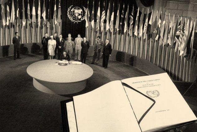 Birleşmiş Milletlerin Yapısı ve İşleyişi