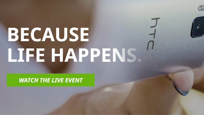 Watch the HTC 'Uh-Oh' event video stream