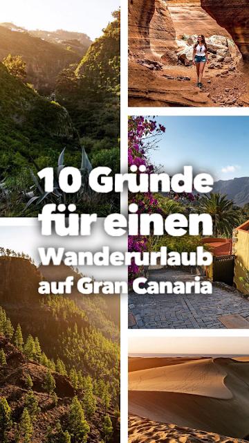 Wandern-Gran-Canaria 10 Gründe für einen Wanderurlaub auf Gran Canaria! Wandern auf den Kanaren  Wanderungen  kanarische Inseln 21