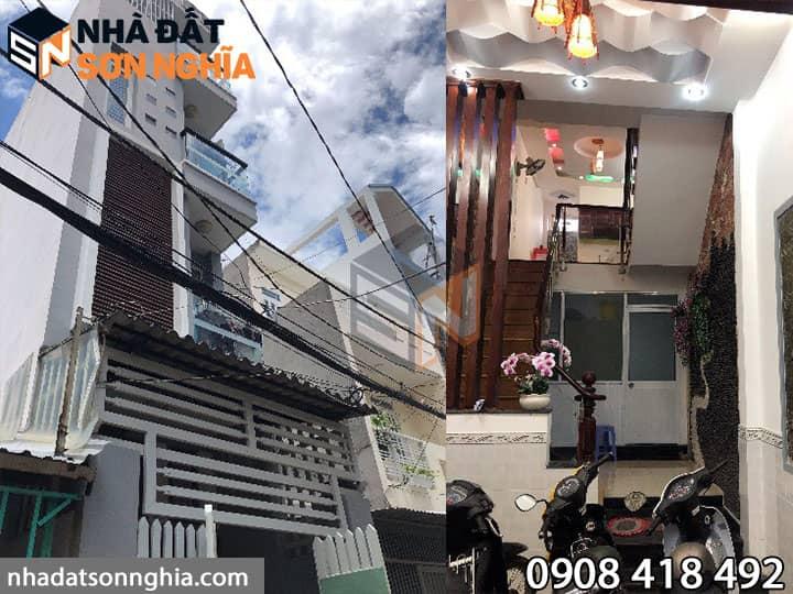 Bán nhà hẻm 237 Phạm Văn chiêu phường 14 Gò Vấp