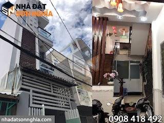 Bán nhà hẻm 237 Phạm Văn Chiêu phường 14 Gò Vấp - 3.5x16m 1 lửng 3 lầu 5pn 5w ( MS 038 )