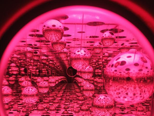 Infinite Kusama at the AGO