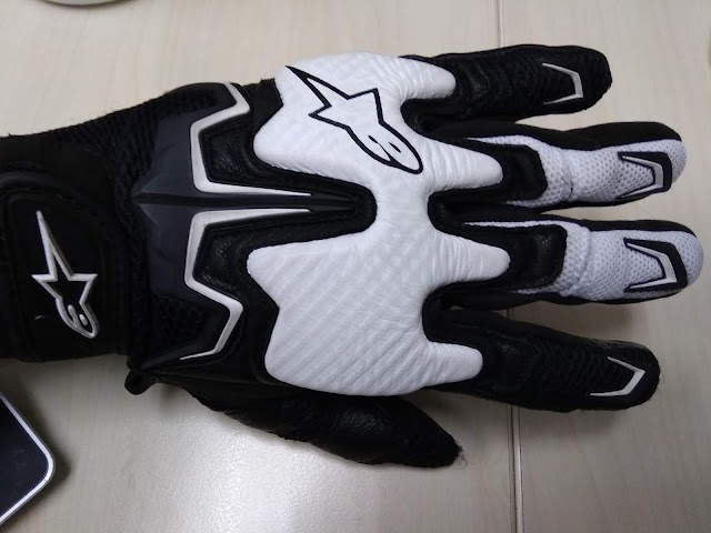 "Alpinestars Fighter Air, gloves ""murah"" tapi apakah murahan?"