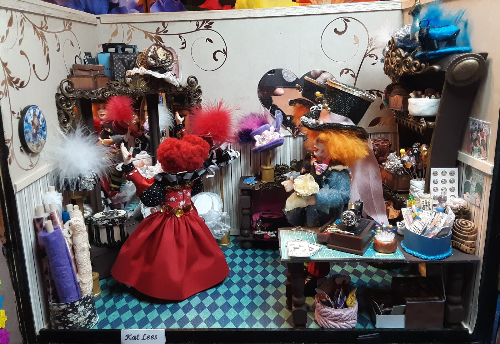 Mad Hatters Hat Shop