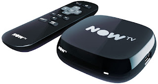 NOW TV Box with 2 Month Sky Movies Pass Price drop today £13.99 by AMAZON UK