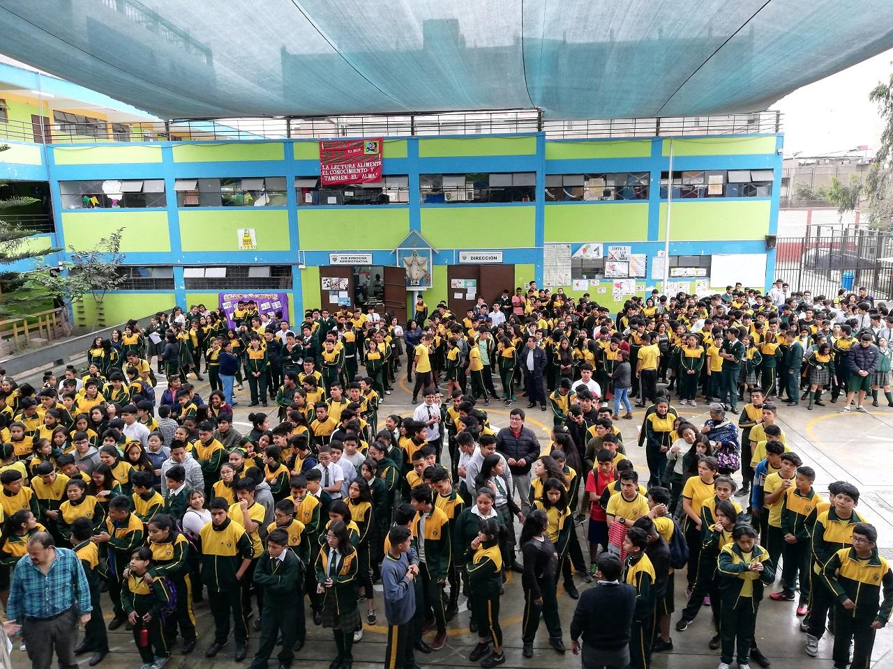 Colegio 1168 HEROES DEL CENEPA