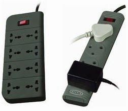 Upto 58% Off on SPIKE BUSTERS & SURGE PROTECTORS starts Rs.150 @ Flipkart