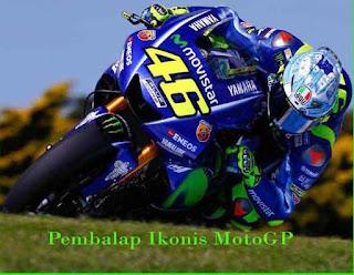 Pembalap Ikonis MotoGP