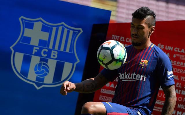 Paulinho Menjadi Pahlawan Kemenangan Barcelona Atas Getafe
