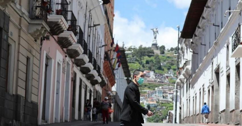 CORONAVIRUS: El número de fallecidos asciende a 27 y hay 1.049 contagiados en Ecuador, informó el SNGRE