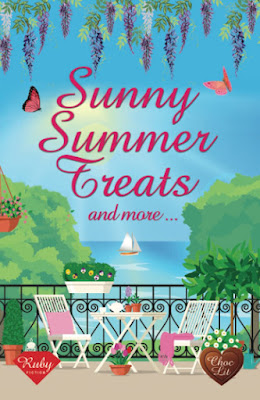 Sunny Summer Treats anthology book cover