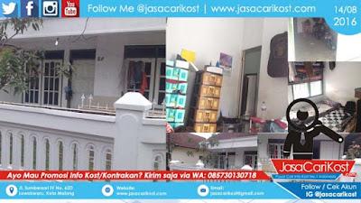 Rumah Kontrakan Dewandaru #U45 Malang
