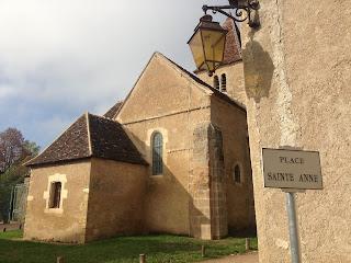 place saint anne nohant