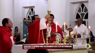Em Picuí, festa de São Sebastião foi encerrada nesta segunda-feira (20)