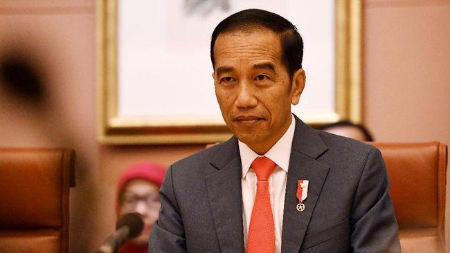 Jokowi Tak Bahas Korupsi di Sidang Tahunan MPR Sebab Partainya 'Paling Korup' di Indonesia
