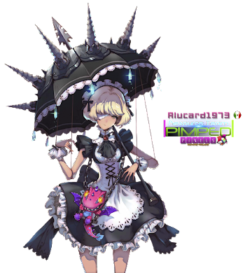 GAMES | FAMILY RENDERS: FINGER KNIGHTS - ブリトラ(クラス:ガーディアン)