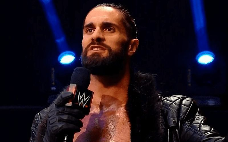 Seth Rollins reveals which two WWE Superstars have impressed him in 2020