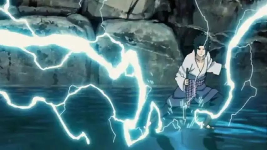 Naruto: Penjelasan Kekuatan Pedang Kusanagi Milik Sasuke