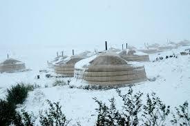 mongolia masuk sebagai negara paling dingin di dunia
