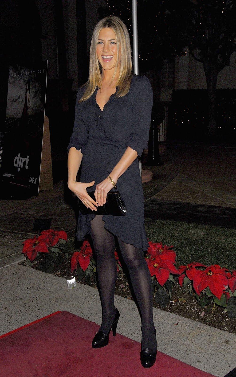 Jennifer Aniston Pantyhose 35