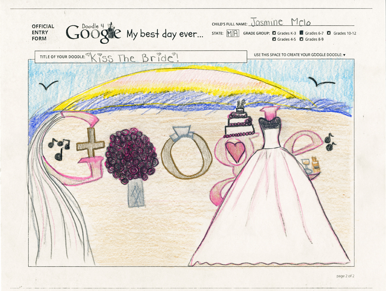 F M S  Student Art Gallery: 2013 Doodle 4 Google Entries
