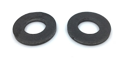 Custom Mild Steel Washers - Plain Finish