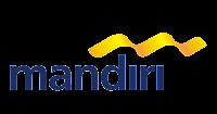 logo bank mandiri png compressed