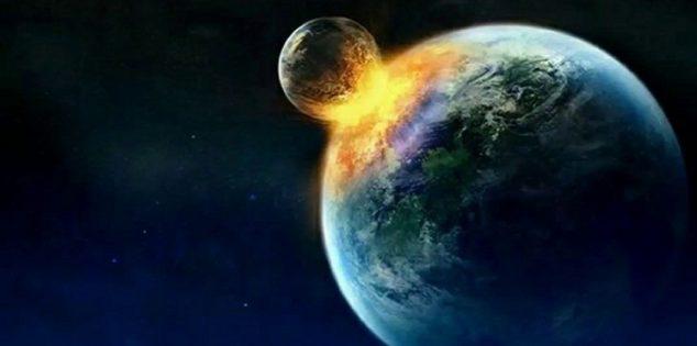 تحضير نص الكوكب المهدد للسنة الاولى ثانوي علمي