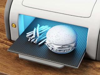 3D Food Printer