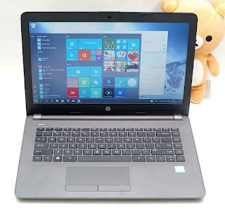 Laptop HP 240 G6 Bekas