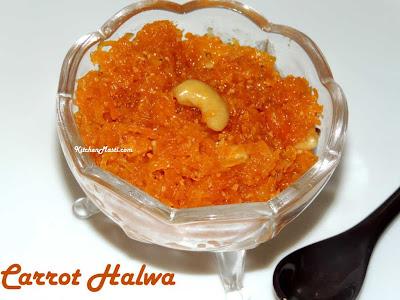 Carrot+Halwa