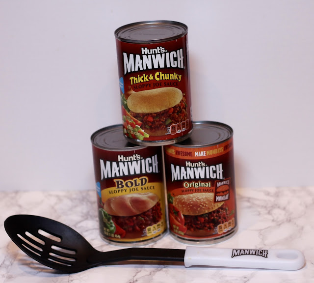sloppy joe pockets, manwich, what to make with manwich