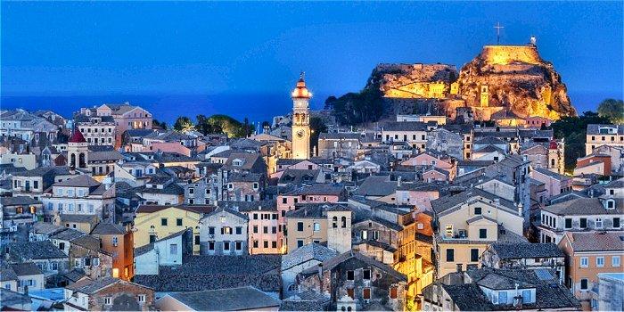 Qual è la zona migliore per dormire a Corfù, Grecia