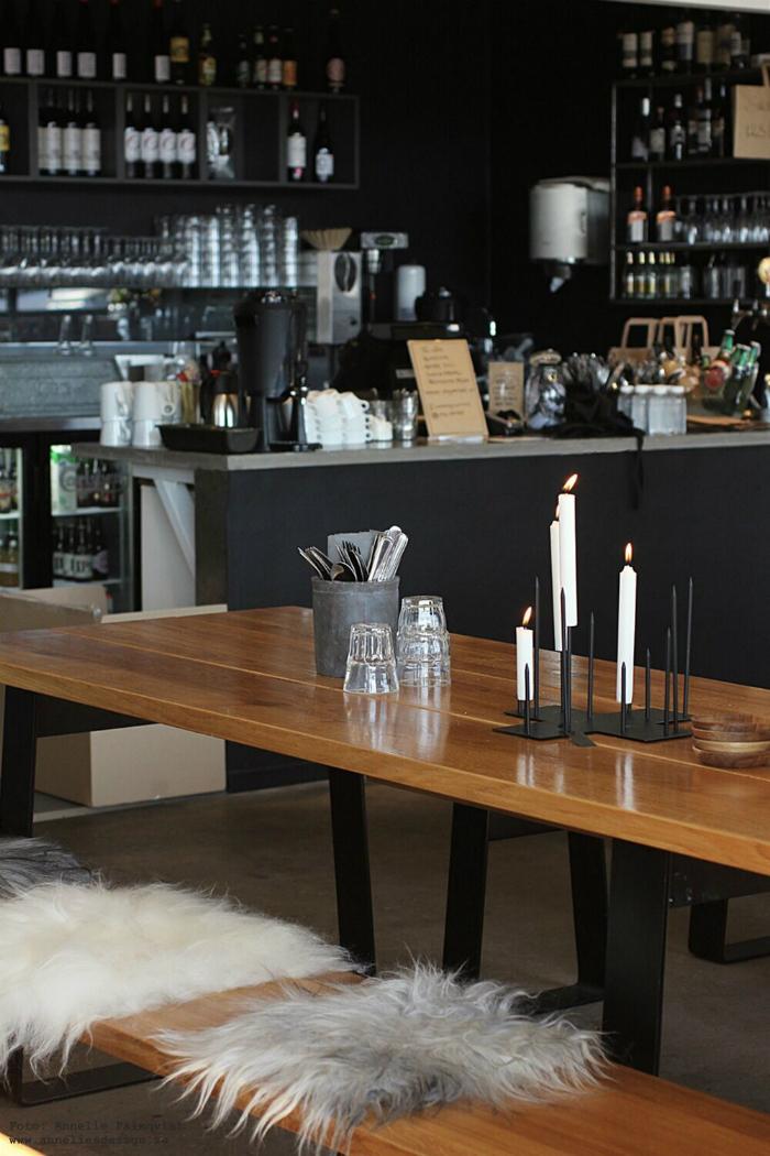 annelies design, candle cross, ljusstake, ljusstakar, restaurang, varberg, varberg verket,