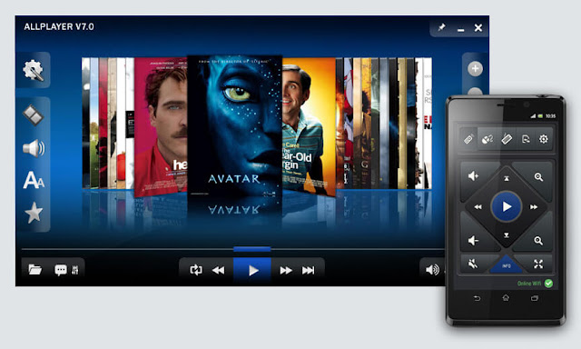 ALLPlayer 7.4 - Εκπληκτικός Video Player που βρίσκει και υπότιτλους