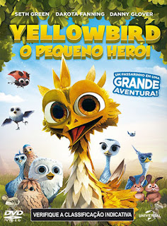 Yellowbird: O Pequeno Herói - DVDRip Dublado