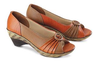 Sepatu Kerja Wanita LDX 838