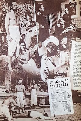The Stranglers of Bombay, Illustrierte Filmbühne, Film Program