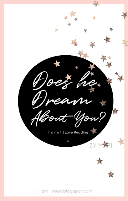 Love Tarot Reading - Does He Dream About You?