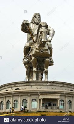 Genghis Khan The second instalment