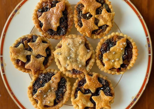 Mince Pies #Pastry Recipe #Vegan friendly