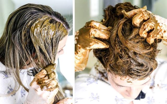 shampoo all'henne come farlo