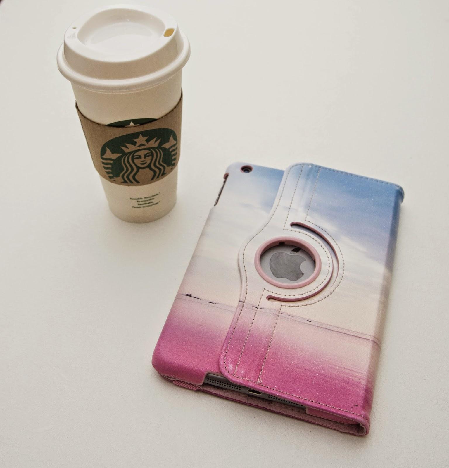 Starbucks, Apple Ipad 3