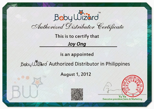 Baby Wizard PH and a Giveaway!